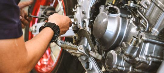 Moto Yamaha 125